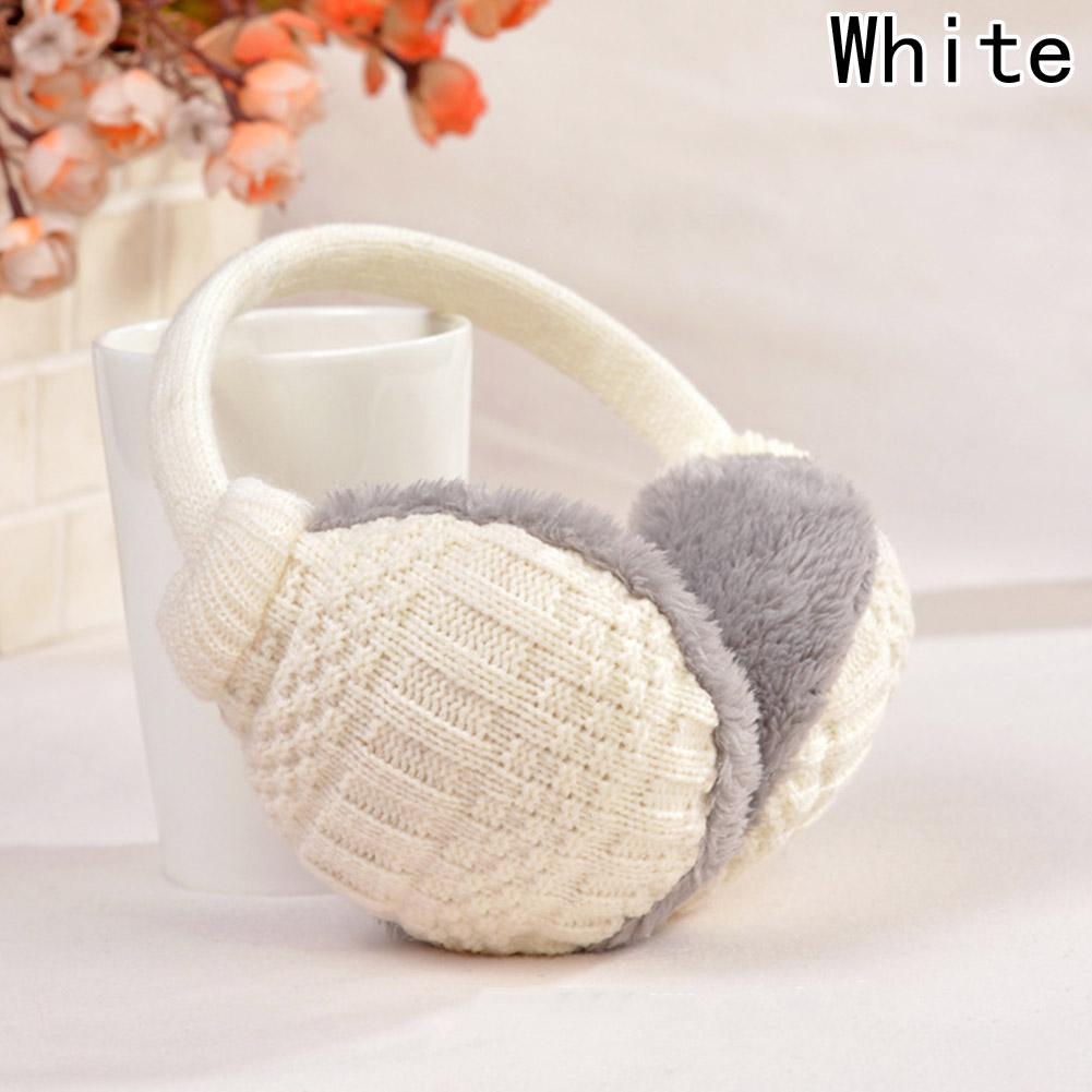 [해외]여성을새로운 패션 겨울 니트 귀고리 겨울 귀 프로텍터 따뜻한 귀 Muffs 커버 봉 제 겨울 귀 따뜻하게/New Fashion Winter Knitted Earmuffs For Women Winter Ear Protector Warm Ear Muffs Cover