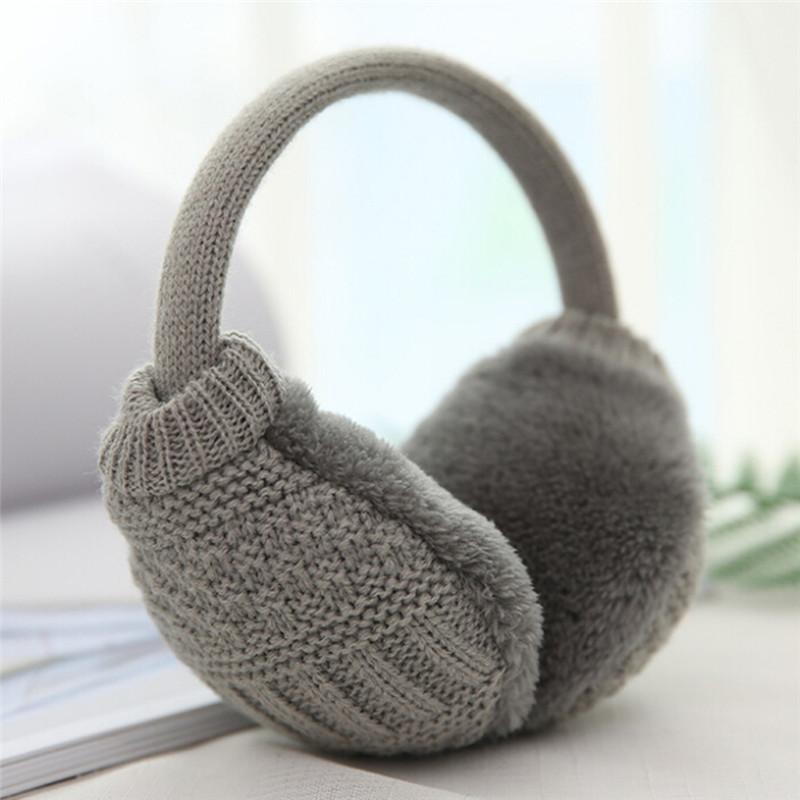 [해외]겨울 따뜻한 귀마개 니트 아동 귀 귀마개 소년 소녀 귀 머 거리 아기 선물 귀 따뜻하게/Winter Warm Earmuffs Knitted Children Ear Muffs For Boy Earmuffs For Girls Baby Gift Ear Warmers