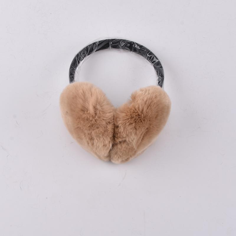 [해외]Real Rex Rabbit 모피 귀마개 천연 모피 귀마개 UniEarmuffs Fashion Winter Warm Soft 귀마개/Real Rex Rabbit Fur Earmuff Natural Fur Earlaps UniEarmuffs Fashion Wint