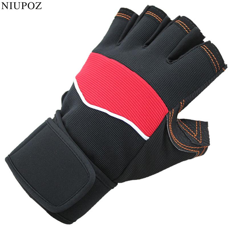 [해외]미끄럼 방지 남성 & amp; 여자 장갑 반 손가락 통기성 휘트니스 전술 장갑 덤벨 무게 리프팅 체육관 장갑 G47/Anti-skid Men & Women Gloves Half Finger Breathable Fitness Tactical Glov