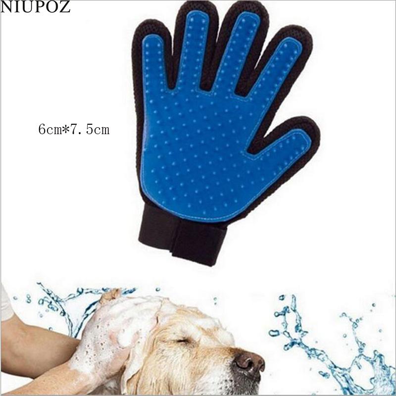 [해외]1PC 애완 동물 액세서리 고양이 개 마사지 실리콘 장갑 부드러운 TPR 목욕 청소 샤워 정리 빗 장갑 G181/1PC Pet Accessories Cats Dogs Massage Silicone Glove Soft TPR Bath Cleaning Shower