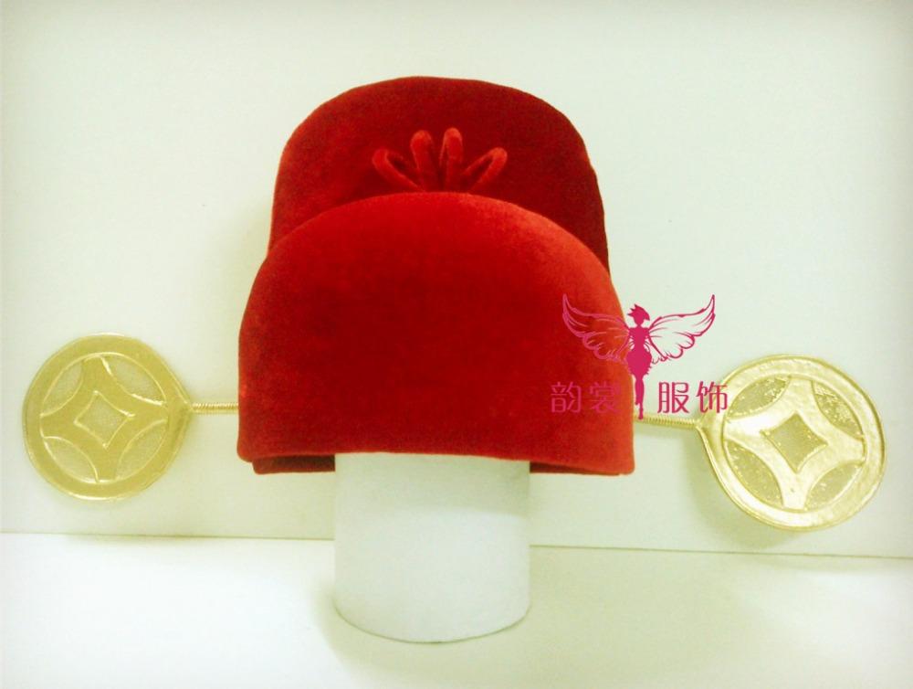 [해외]빈티지  남자 & 중역 Tiaras Hair Piece 고대  법원 남성 장교 & 모자/Vintage Chinese Men&s Officer Tiaras Hair Piece Ancient Chinese Court Male Officer&s Hat