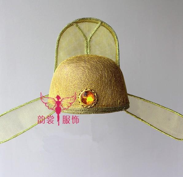 [해외]당나라 법원 장교 모자 시인 LiBai 또는 DuFu 모자 남성 의상 머리카락/Tang Dynasty Court Officer Hat Poet LiBai or DuFu Hat Male Costume Hair Piece