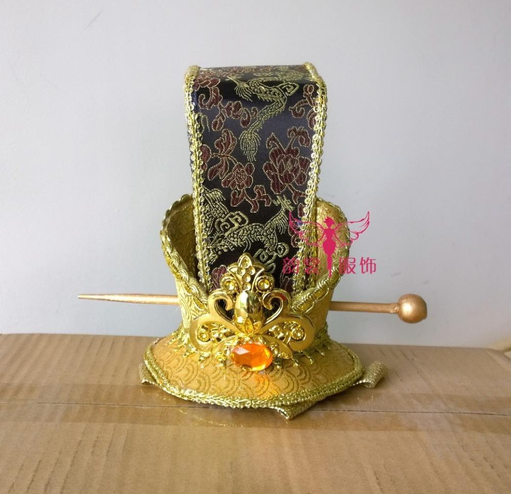 [해외]?프린스 의상 머리 장식 왕관 코스프레 사용/ Prince Costume Hair Crown Piece Cosplay Use
