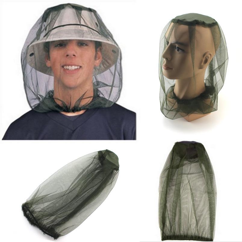 [해외]새로운 크리 에이 티브 여성들 남자 Travl 관광 안티 모기 그물 모자 정글 낚시 모자 접이식 환기 모자/New Creative Women Men Travl  Tourism Anti Mosquito Nets Hat Jungle Fishing Hat Foldin