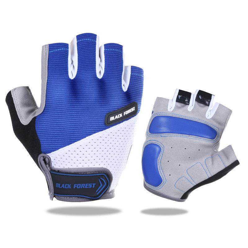 [해외]야외 장갑 자전거 반 손가락 장갑 여름 여성 남성 그릴 네트 천을/Outdoor Glove Bike Half Finger Gloves  Summer  Women Men Grille Net Cloth