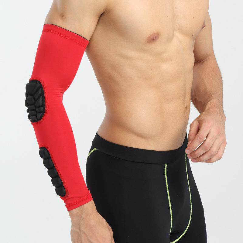 [해외]새로운 패션 남성 여성 팔 보호대 긴 장갑 겨울 가을 스트레치 직물 원피스/New Fashion Men Women Arm Guard Protection Long Gloves  Winter Autumn Stretch Fabric Only One Piece
