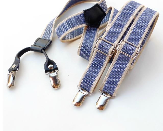 [해외] 가죽 멜빵 남자 & s 멜빵 여성 & s 멜빵 패션 클립 장식 성격 멜빵/Genuine leather suspenders men&s  suspenders women&s suspenders fashion clip decoration personal