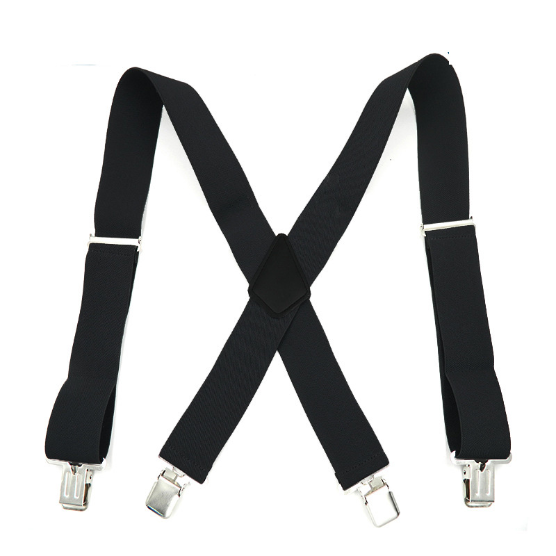 [해외]4 클립 Mens 성인 조정 가능한 멜빵 멜빵 Y-Back 결혼식 생일 신랑 신랑 들러리 멜빵 Mens braces/4 Clips Mens Adult Adjustable Suspenders Straps Y-Back Wedding Birthday Groom Gro