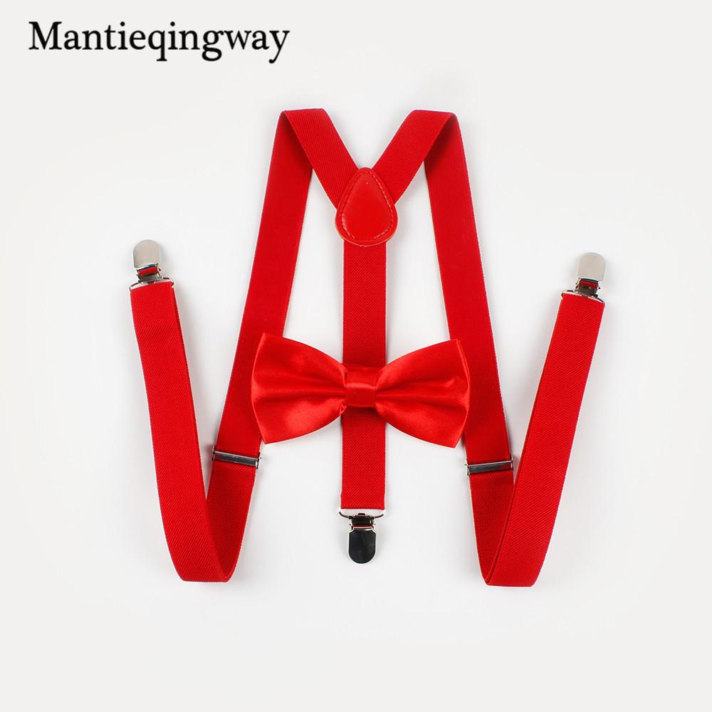 [해외]Mantieqingway 어른 멜빵 남자 웨딩 바 넥타이 서스펜더 세트 조절 합금 3 클립 탄성 서스펜더 바지 벨트 스트랩/Mantieqingway Adult Suspenders Men Wedding Bow Tie Suspender Set Adjustable A