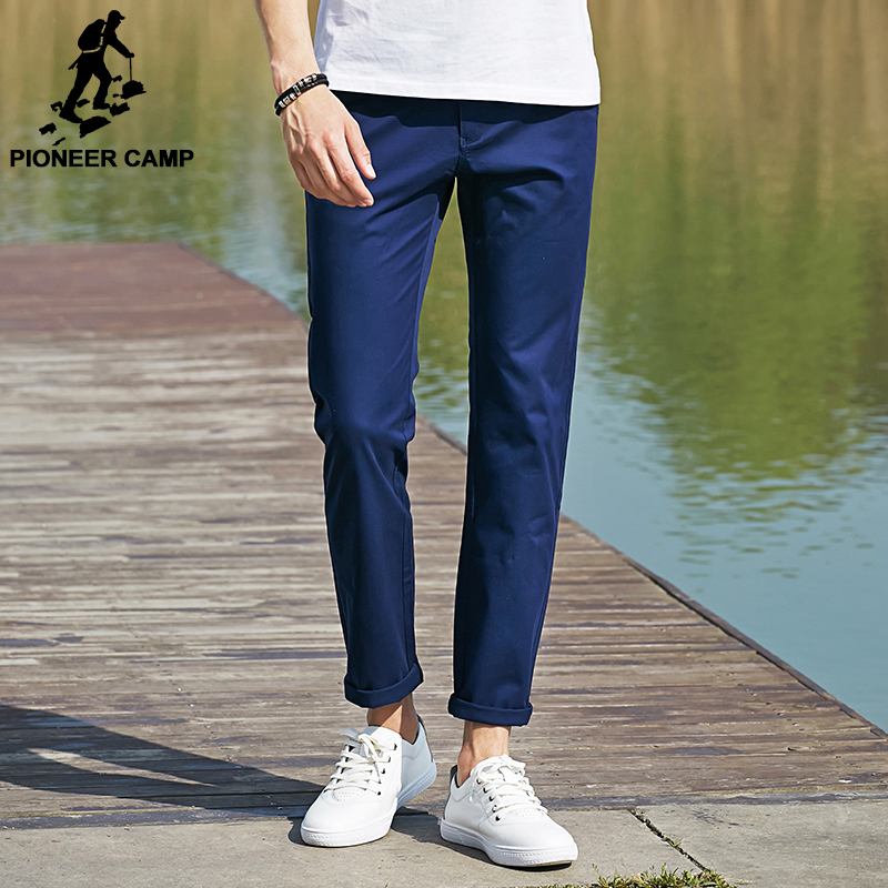[해외]파이오니어 캠프 2016 새로운 캐주얼 바지 최고 품질의 바지 ..