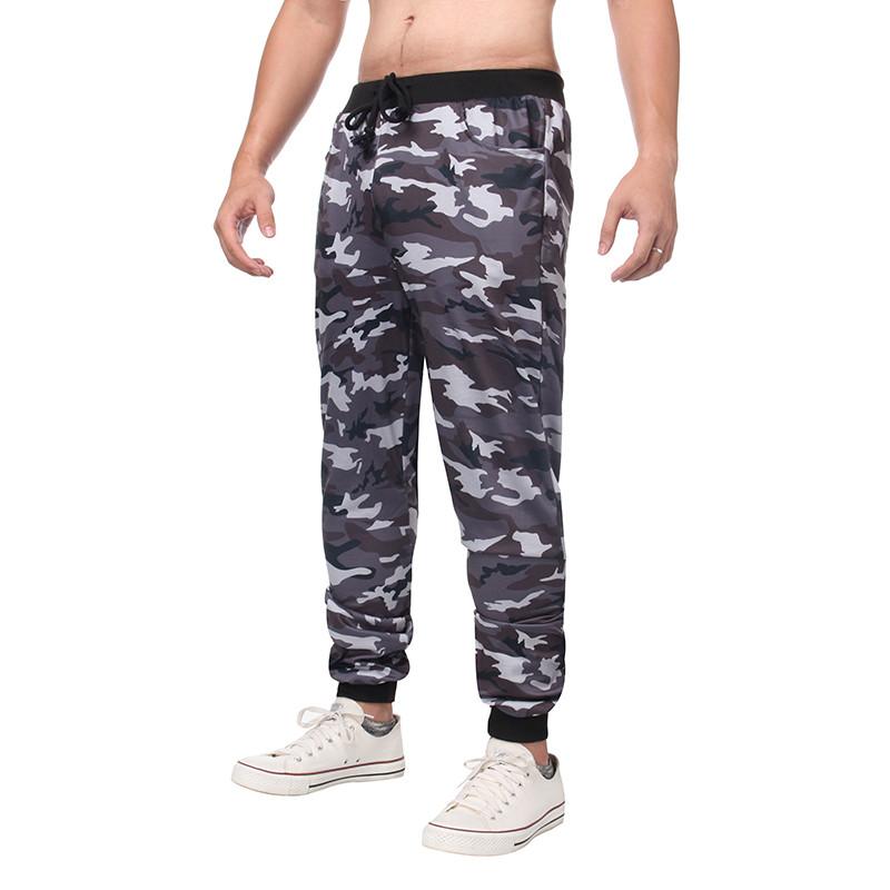 [해외]남성 바지 트랙 플러스 사이즈 캐주얼 슬림 맞추기 카고 바지 바지의 경우 2016 브랜드 패션 남성 바지 위장/Men Pants Camouflage 2016 Brand Fashion Men Pants For Track Plus Size Casual Slim Fi