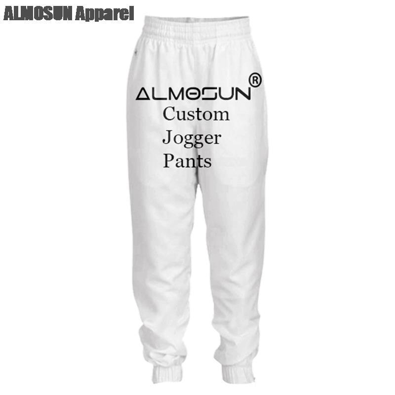 [해외]3D의 모든 인쇄 패션 남성 버뮤다 재미있는 남자 옴므 재미 이상 ALMOSUN 사용자 정의 조깅 팬츠/ALMOSUN Custom Jogger Pants 3D All Over Print Fashion Mens Bermuda Funny Men Homme Fun