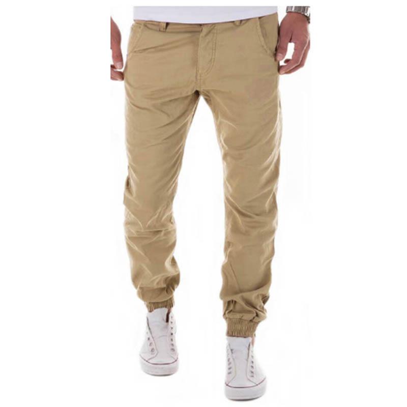 [해외]Mens Joggers 2017 브랜드 남성 바지 남성 바지 캐주얼 솔리드 바지 트레이닝 복 조깅 청바지 하렘 카키 스웨트 XXXL YTA/Mens Joggers 2017 Brand Male Trousers Men Pants Casual Solid Pants S
