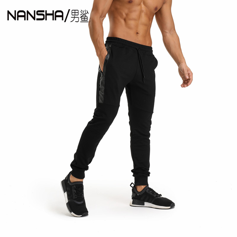 [해외]남성 체육관 롱 팬츠 코튼 남성 운동복 피트니스 캐주얼 팬츠 패션 트레이닝 복 운동복 바지 스키니 팬츠/Men Gyms Long pants Cotton Men&s Sporting workout fitness Pants casual Fashion sweatpant