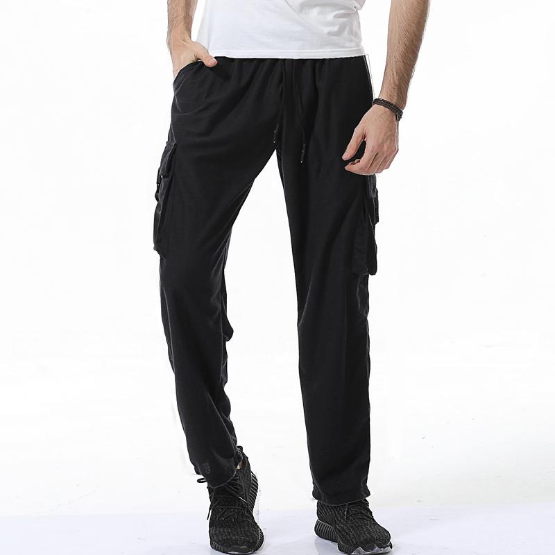 [해외]2018 New Mens Joggers 캐주얼 스웨터 솔리드 쿨 디자인 품질 편안한 남성 바지 루스 힙합 M-3XL 남성 바지/2018 New Mens Joggers Casual Sweatpants Solid Cool Design Quality Comfortab