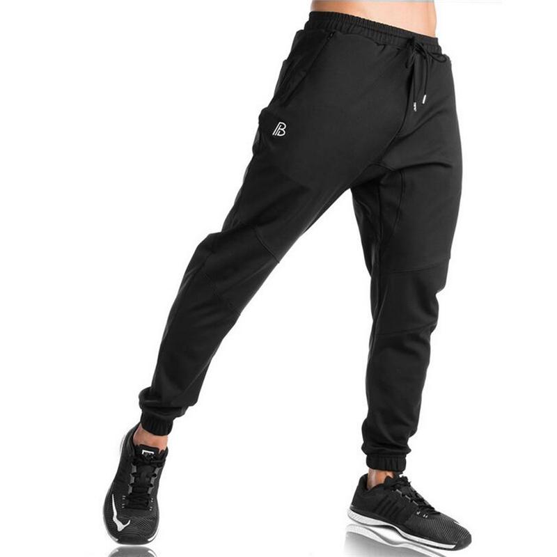 [해외]YEMEKE 가을 새로운 망 면화 운동복 체육관 운동 운동 단단한 바지 남성 캐주얼 패션 연필 바지 조깅 스포츠웨어/YEMEKE Autumn new mens cotton Sweatpants gyms Fitness workout solid trousers male