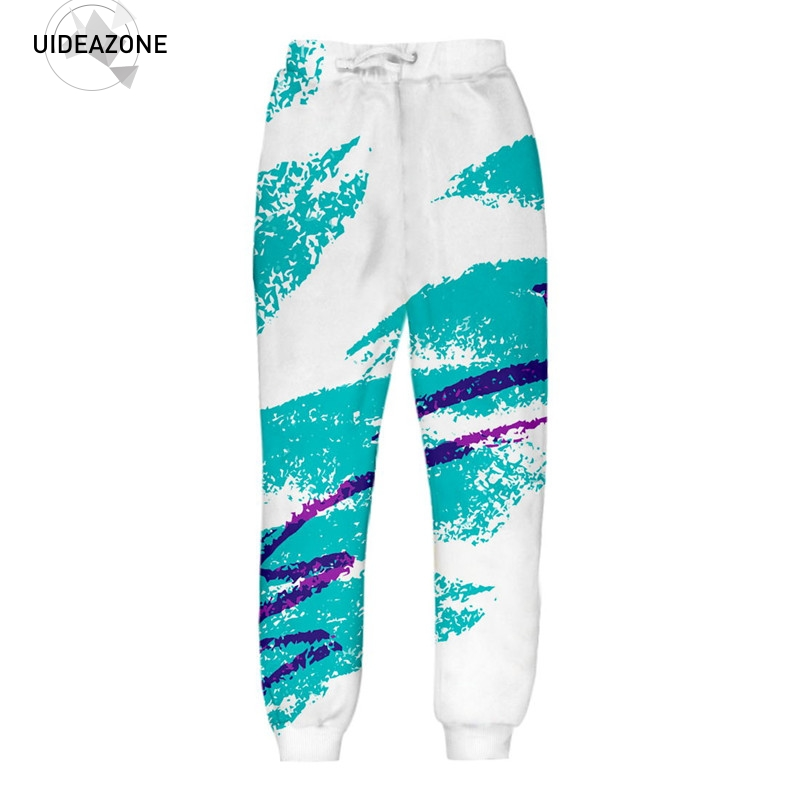 [해외]2018 새로운 패션 3D 조깅을 바지 남성 여성 봄 가을 느슨한 운동복 Pantalon 옴 캐주얼 힙합 바지 XXL/2018 New Fashion 3D Joggers Pants Men Women Spring Autumn Loose Sweatpants Panta