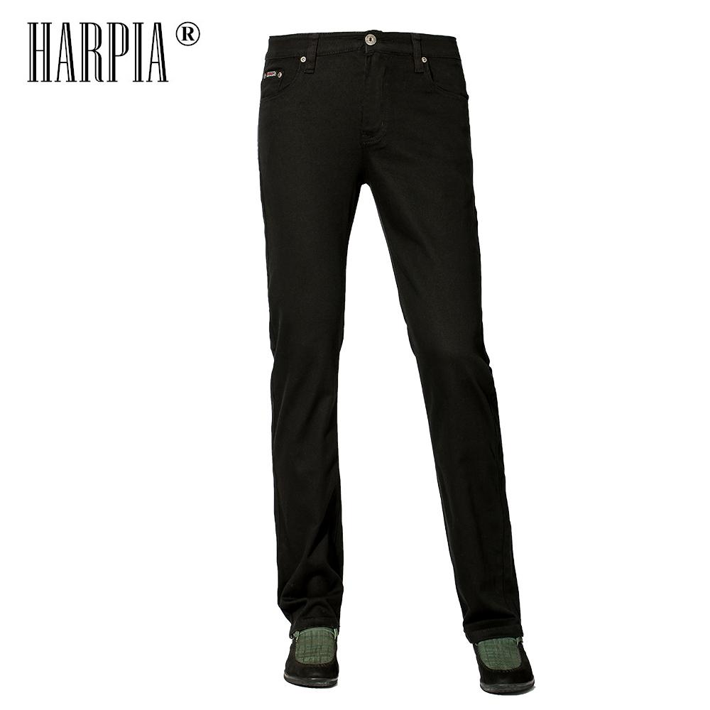 [해외]Harpia 남자 클래식 캐주얼 바지 여름 새로운 패션 순수 컬러 슬림 롱 팬츠 스트레이트 남성 빅 사이즈 비즈니스 면화 바지/Harpia Men Classic Casual Pants Summer New Fashion Pure Color Slim Long Pan