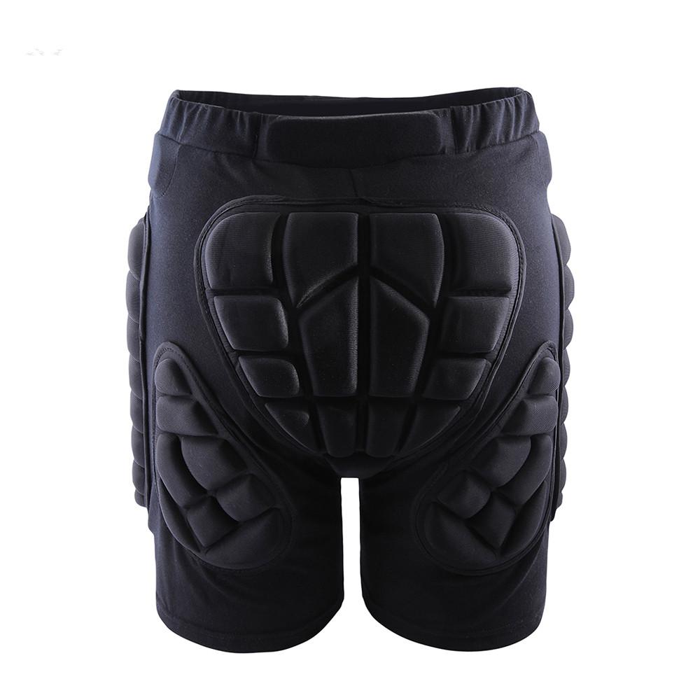 [해외]WOSAWE 오토바이 타기 보호 힙합 패드 갑옷 바지 다리 반바지 스키 레이싱 보호 장비 블랙 보호 기어 바지/WOSAWE Motorcycle Riding Protection Hip Pad Armor Pants Leg Shorts For Skiing Racing