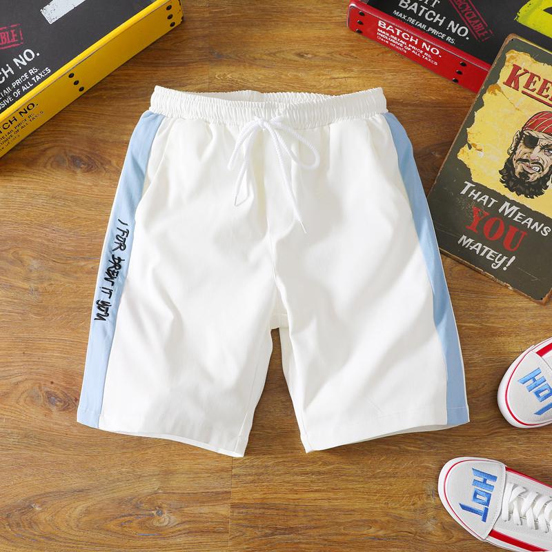 [해외]2018 여름 캐주얼 반바지 남자 반바지 중학생 해변 반바지 남자 플러스 사이즈 3XL 4XL 5z/2018 Summer Casual Shorts Men Shorts Middle School Students Beach Shorts Man Plus Size 3XL
