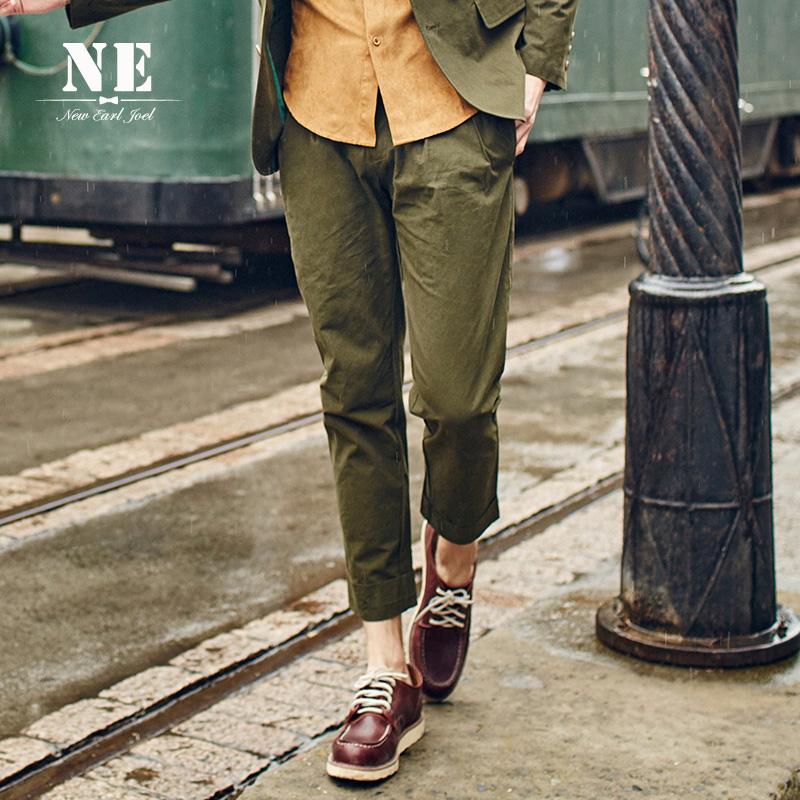 [해외]NE 브랜드 남성 Clothing2016New 고품질 캐주얼 정장 바지..