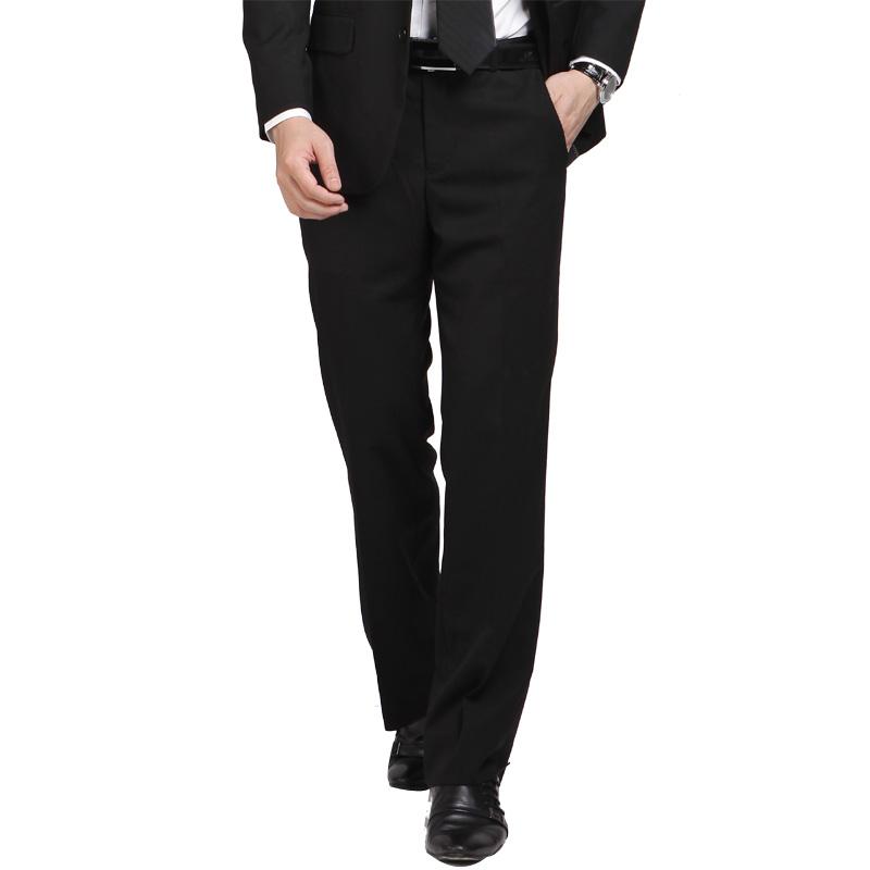 [해외]?브랜드 의류 남성 바지 공식적인 전체 길이 남자 복장 바지 남자 & s의 바지 슬림 맞는 양복 바지 Pantalones Hombre/ Brand Clothing Men Pants Formal Full Length Men Dress Pants Men&s