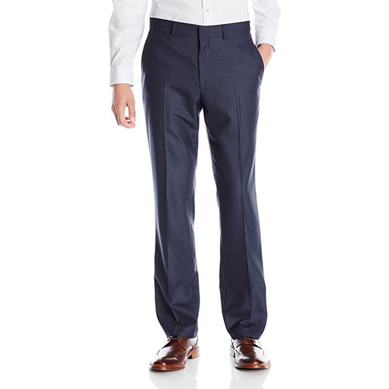 [해외]사용자 정의 만든 새로운 검은 공식적인 웨딩 정장 바지 남자 & s 회색 단색 양복 별도 바지 바지 남자 양복 바지 G682/Custom Made New Black Formal Wedding Suit Pants Men&s Grey-Solid Suit Se