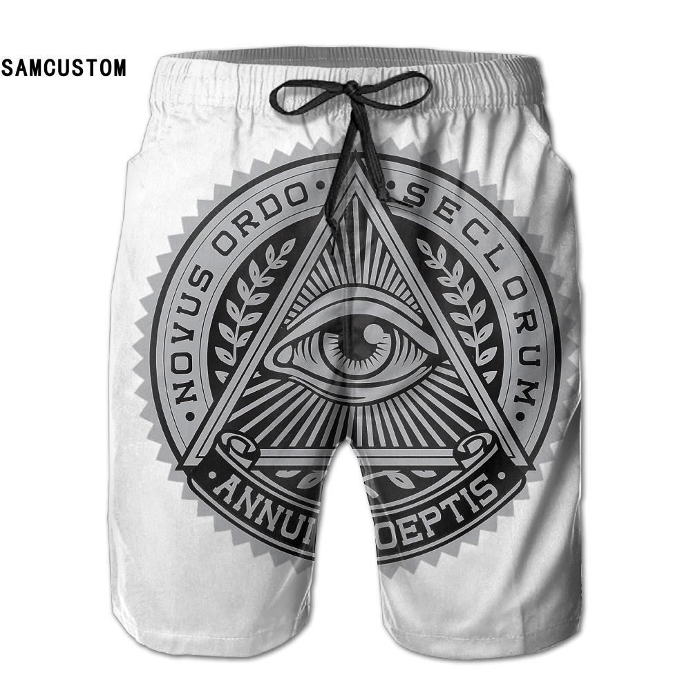 [해외]SAMCUSTOM 멘스 땀 흡수 속건 초경량 Illuminati 반바지 gmy 반바지 비치 반바지/SAMCUSTOM mens perspiration quick dry ultra-light breathable Illuminati shorts gmy shorts b