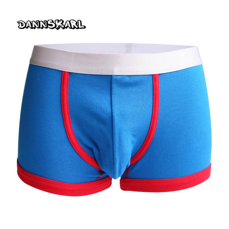 [해외]NEW 월드컵 스타일의 남성용 팬티 코튼 환기 편안한 컬러 U 돌출 형 스트레이트 앵글 팬츠 남성 언더 팬/NEW The World Cup Style Men&s Boxers cotton Ventilation Comfortable Color U Protruding