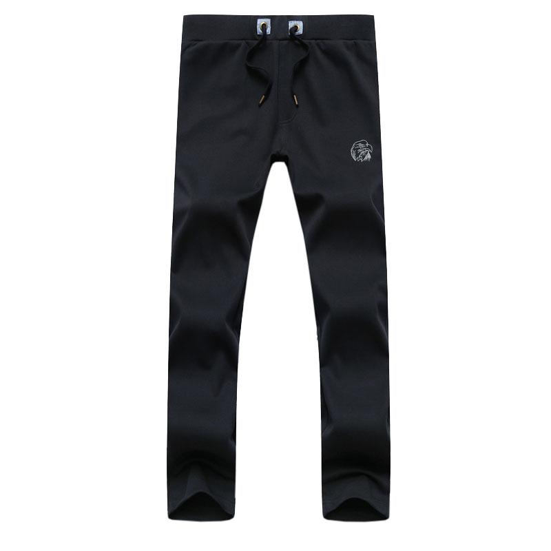 [해외]M3XL ASIA SIZE 2017 봄 가을 겨울 신상품 남성 캐주얼 팬츠 스트레이트 코튼 캐주얼 NEW 브랜드 의류 AFS JEEP gray pants/M3XL ASIA SIZE 2017 Autumn Spring New Sweatpants Fit Men Pan