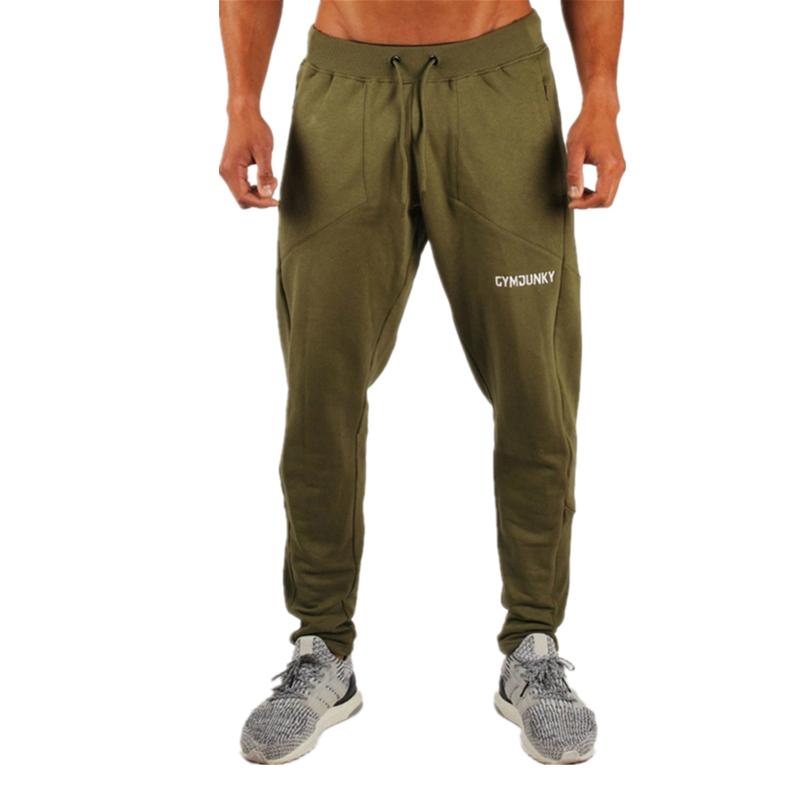 [해외]드롭 배송 남성 체육관 피트니스 바지 운동복 패션 바지 캐주얼 운동 바지 운동 운동 fitt fit Jogger Cotton Pants/Drop shipping Men gyms Fitness Pants Sweatpants Fashion Trousers Casua