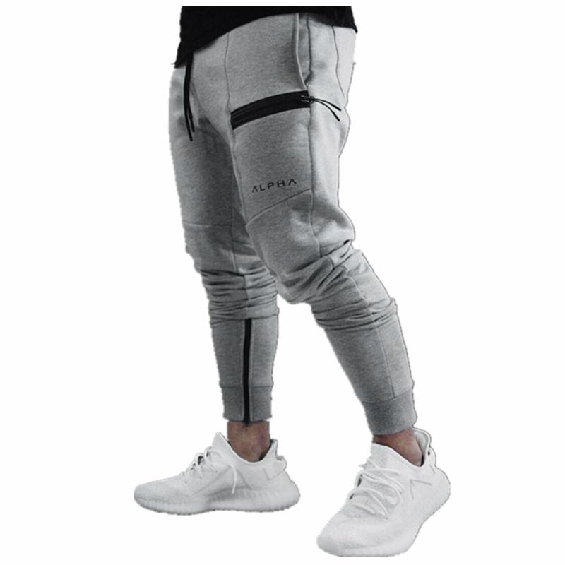 [해외]드롭 출하 새로운 트레이닝 복 남성 및 운동 보디 빌딩 캐주얼 GYMS 피트니스 트레이닝 조깅 바지 스키니 바지/Drop shipping New sweatpants Men&s workout bodybuilding clothing casual GYMS fitnes