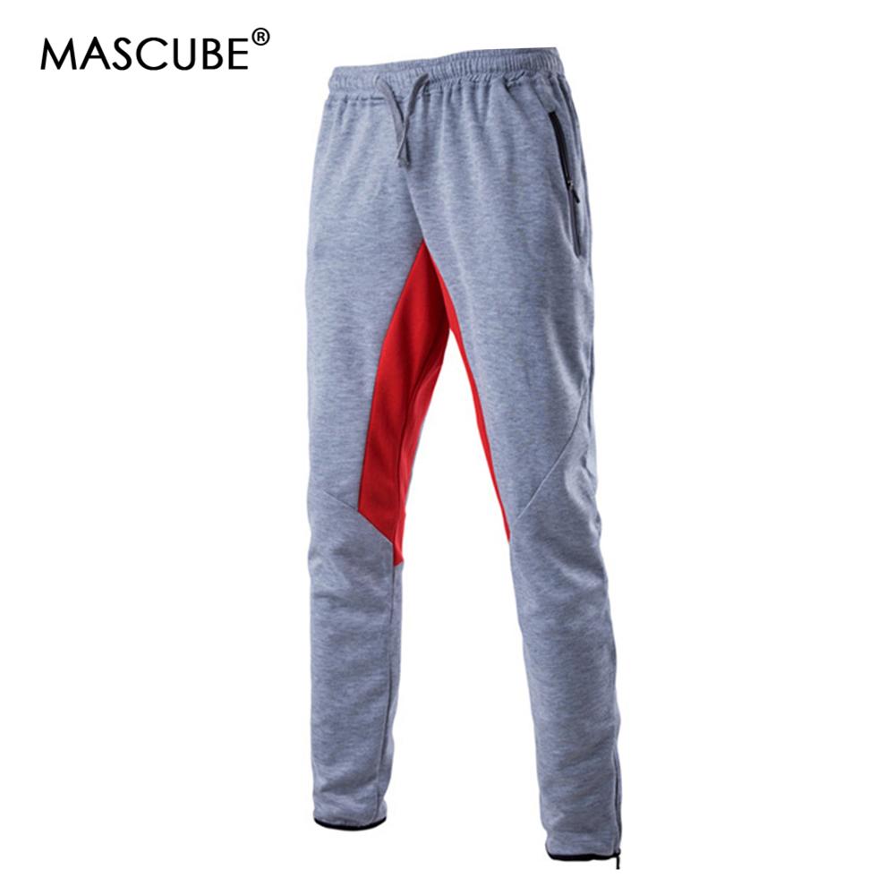 [해외]MASCUBE Mens Pants 2018 봄 신작 의류 편안한 느슨한 운동복 바지 남성 스포츠맨 착용 조깅 바지/MASCUBE Mens Pants 2018 Spring New Fashion Clothing Comfortable Loose Sweatpants P
