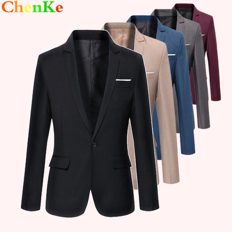 [해외]ChenKe 남자 결혼식 정장 공식적인 패션 슬림 맞는 비즈니스 드레스 정장 블레이저 브랜드 파티 Masculino 정장 의류 캐주얼 자켓/ChenKe Men Wedding Suit Formal Fashion Slim Fit Business Dress Suits