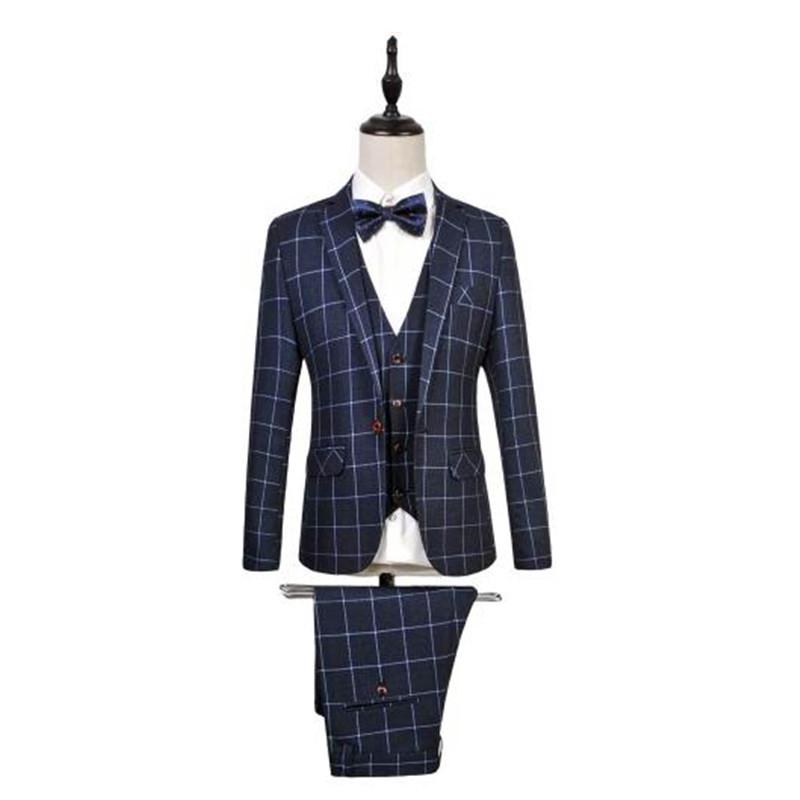 [해외]?남자 & 양복 한국어 3 정장 비즈니스 업무 레저 시간 정장 결혼 전체 드레스 남성/ Man&s Suit Korean 3 Suit Business Affairs Leisure Time Suit Marry Full Dress Male