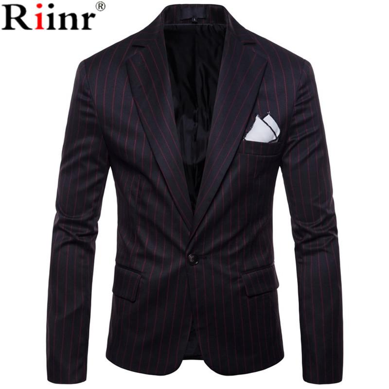 [해외]Riinr 새로운 남성 & 비즈니스 슬림 클래식 남성 & s 정장 재킷 남자 & s 정장 재킷 정장 드레스 남성 정장 terno pa/Riinr The new men&s  Business Slim classic men&s suit Jacke
