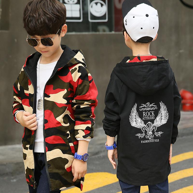 [해외]소년 양면 신구 복 원반 코트 키즈 아우터웨어 아동복 자켓 소년복 윈드 서핑 십대 & 아우터 캐주얼 스타일 자켓/Boys Double-sided Wear Clothes Boys Coat Kids Outerwear Children Jacket Boys Wi