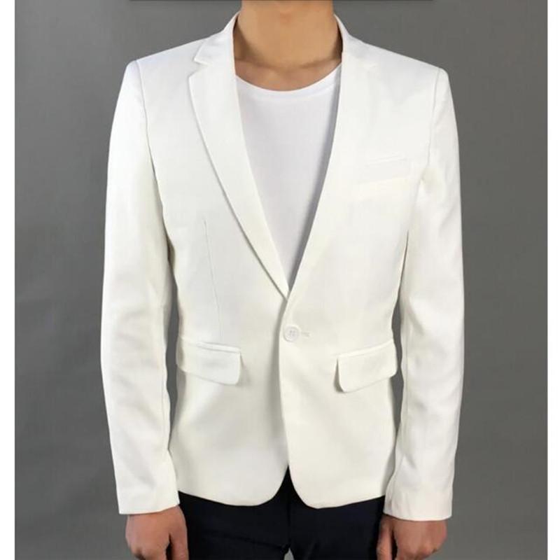 [해외]진짜 블레어 남자 가을 남자 & s 정장 재킷 결혼식 신랑 사업 패션 트렌드 코트 정장 공식 행사/Real Blazer Men Autumn  Men&s Suit Jacket Wedding The Groom Business Fashion Trend Coat
