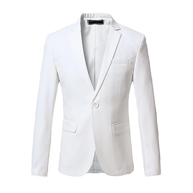 [해외]사용자 정의 만든 새 스타일 남자 & s 단단한 뒤 통풍구 블레이저 원 버튼 턱시도 슬림 피트 디너 자켓 남자 정장 재킷/Custom Made New Style Men&s Solid Back Vent Blazer One Button Tuxedo Slim