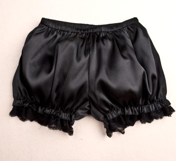 [해외]패션 여성 레이스 거품 Bloomer 반바지 아래/Fashion Women Lace Bubble Bloomer Shorts Under