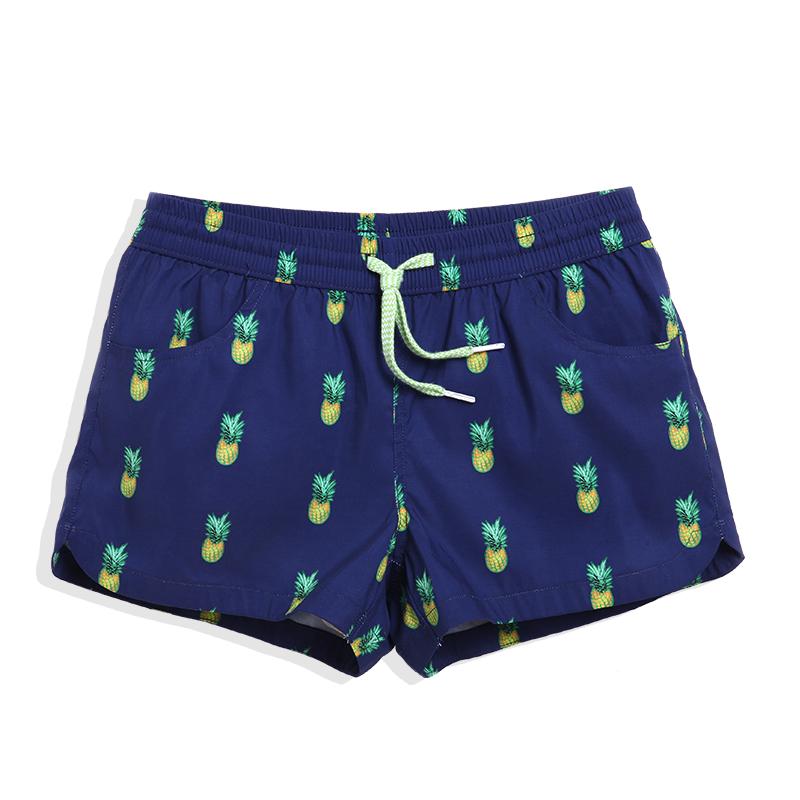 [해외]QIKERBONG 여성 반바지 맞춤형 빠른 건조 수영복 수영복 여성 보드 반바지 빅 사이즈 XL Boardshort Sunga 버뮤다/QIKERBONG Women Shorts Custom Quick Drying Swimwear Swimsuits Woman Boa
