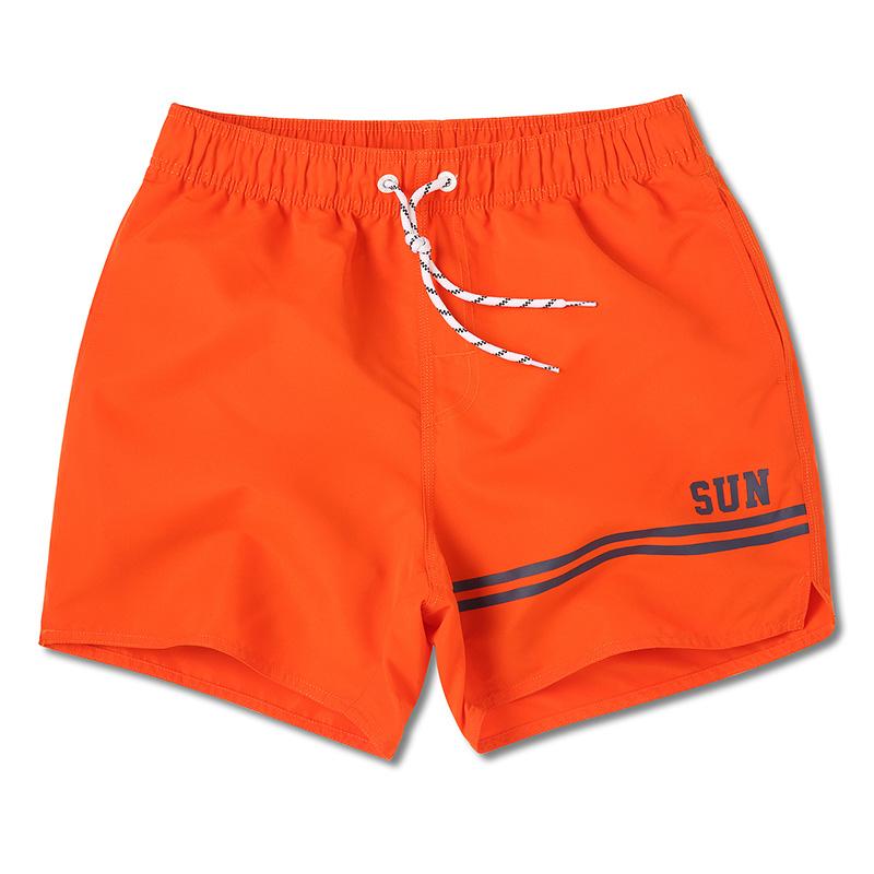[해외]브랜드 남자 비치 보드 반바지 빠른 건조 버뮤다 남자 캐주얼화물 수영복 수영복 남자 솔리드 컬러 브레스 그리드 태양 반바지/Brand Men Beach Board Shorts Quick Dry Bermudas Mens Casual Cargos Swimwear S