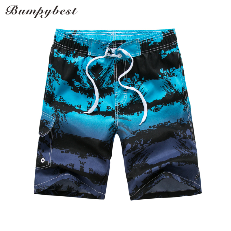 [해외]Bumpybeast 2018 신 여름 핫 여성 남성 & 비치 반바지 빠른 건조 코코넛 나무 탄성 허리 2 색 M-3XL 인쇄/Bumpybeast 2018 New summer hot women men&s beach shorts quick dry coconu