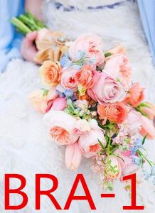 결혼식 & 중요한 경우 부속품 신부 꽃다발 브래지어