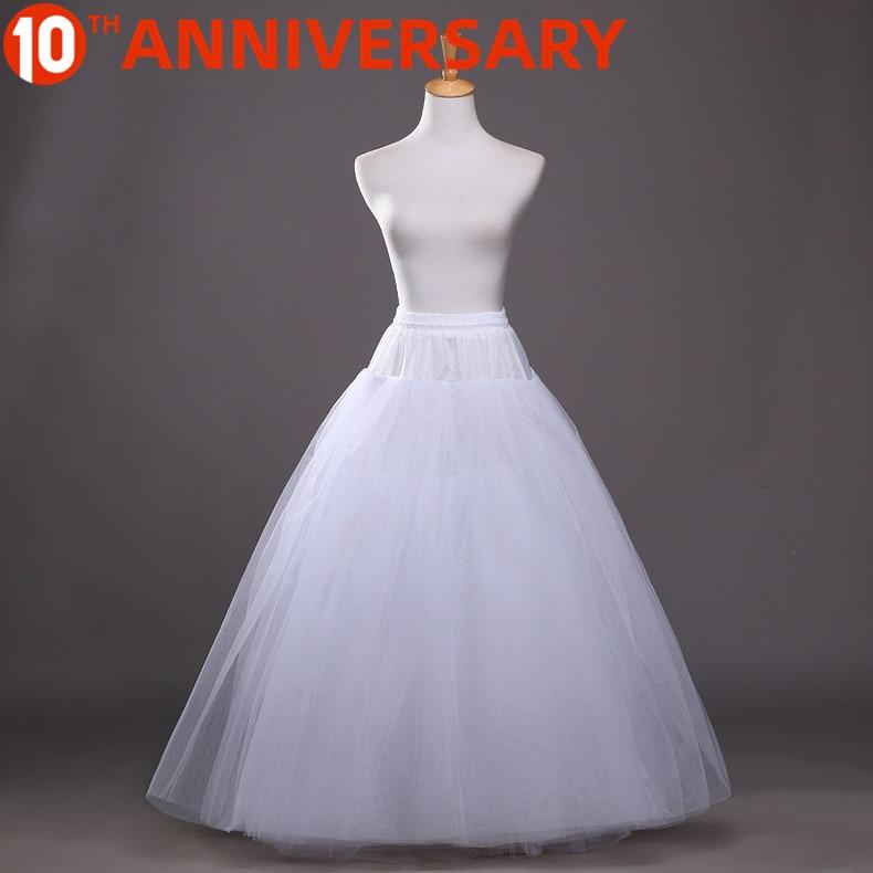 OLLYMURS 층 길이 웨딩 드레스 스커트 4 레이어 뼈없는 웨딩 슬립 짧은 페티코트 웨딩 액세서리