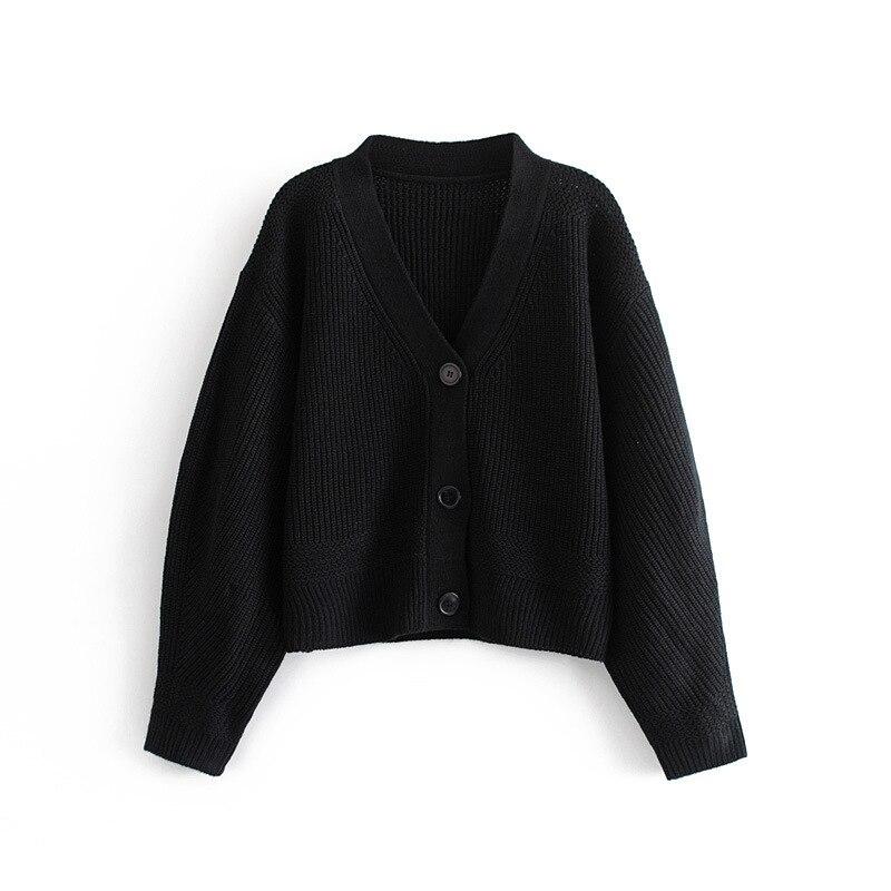 [해외]popular Star 68-8425 European and American Fashion Broad-sleeved Knitted cardigan/popular Star 68-8425 European and American Fashion Broad-sleeved