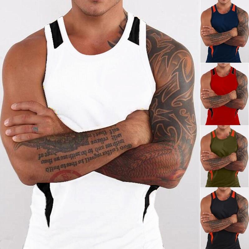 [해외]ZOGAA men tank top men clothing 2018 fitness tank top 7 colors mens tank tops shirt Casual fashion gym vest Plus size S-3XL/ZOGAA men tank top men