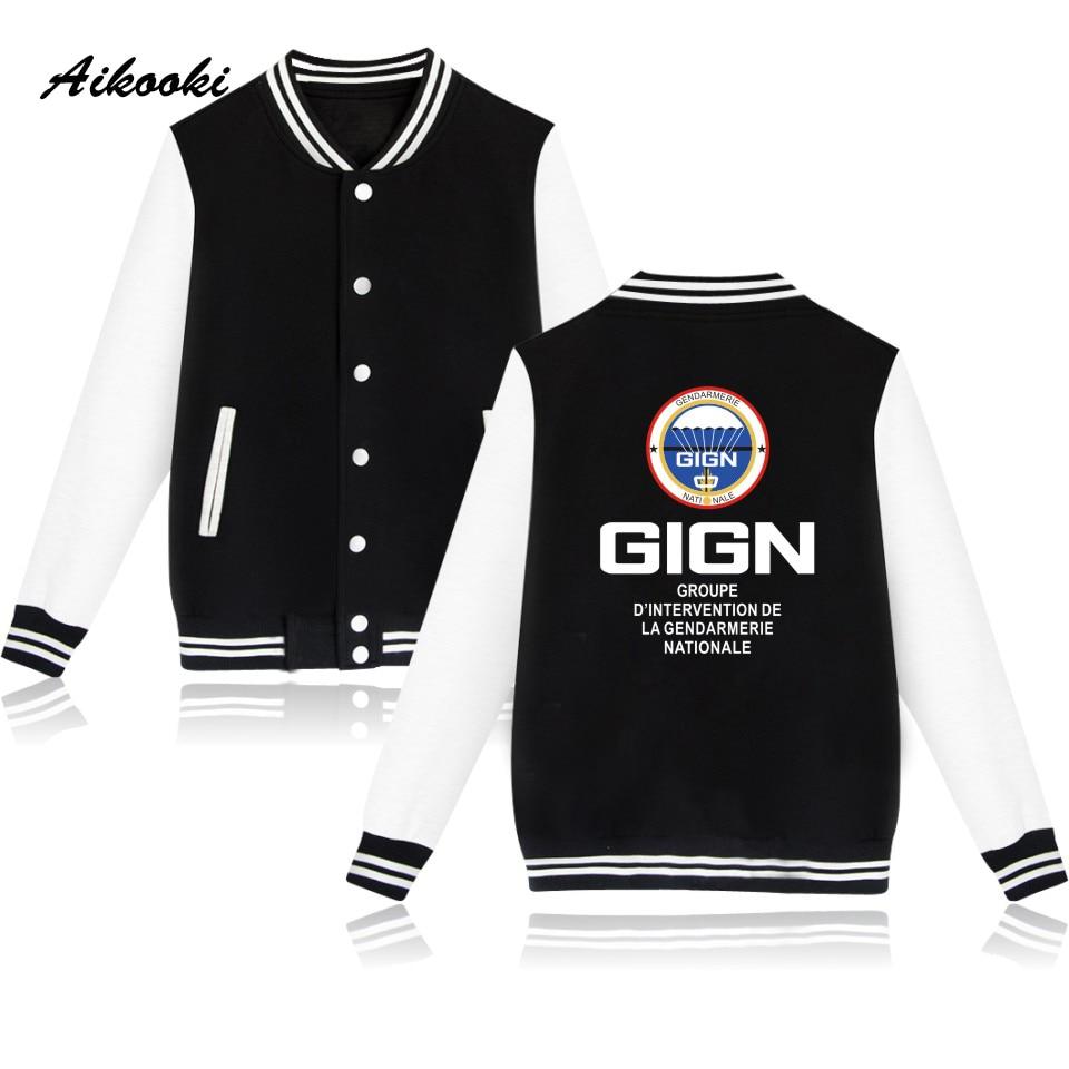 [해외]Hot France GIGN Gendarmerie Jacket Women Leisure Sweatshirts Hoodies K-Pop Men/Women Jackets Fashion Clothes/Hot France GIGN Gendarmerie Jacket Wo