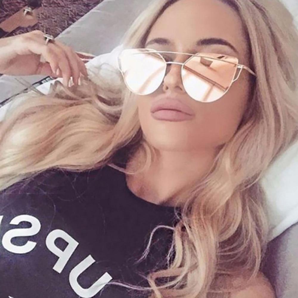 [해외]VIVIBEE Trending Products 2018 Women Cat Eye Big Sunglasses  Designer Brand Luxury Sun Glasses UV400 Fashion Shades/VIVIBEE Trending Products 2018